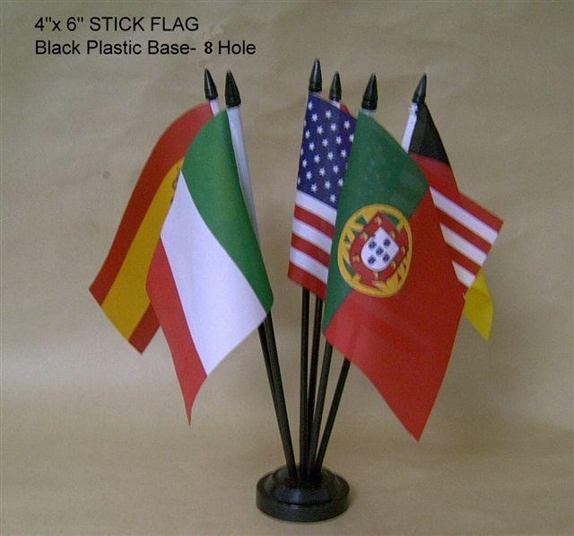 Miniature World Flags Swi