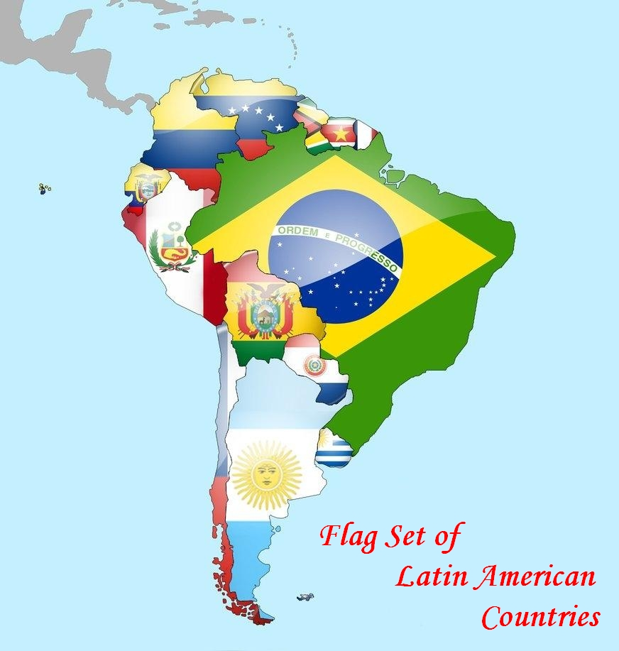 Latin American Coutries 119
