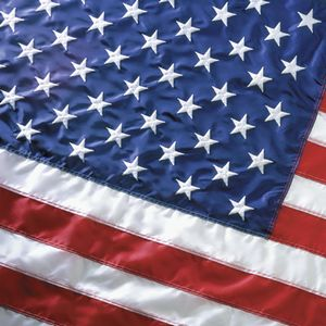 Commercial grade and government specified american flags from 3850 perma nyl nylon flags publicscrutiny Image collections