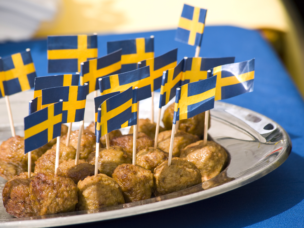 Toothpick Flags of the World